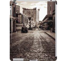 Cube Birmingham  iPad Case/Skin