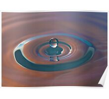 Waterdrop002 Poster
