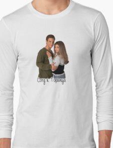 Cory & Topanga Long Sleeve T-Shirt