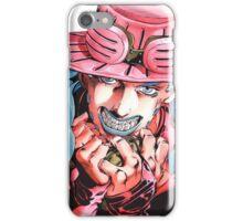 Gyro Zeppeli iPhone Case/Skin