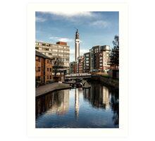 BT Tower Birmingham Art Print