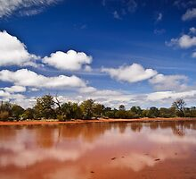 Outback Colour by Craig Hender