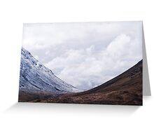 Mountain Valley Greeting Card