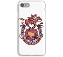 Steel Ball Run iPhone Case/Skin