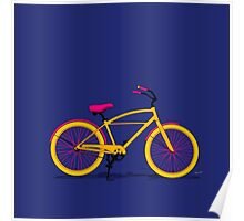 Happy Bike Poster