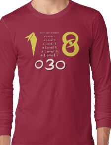 Pendulum Summon Long Sleeve T-Shirt