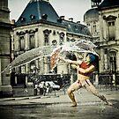 Freak bath by Etienne RUGGERI Artwork