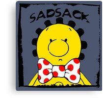 SadSack. Canvas Print