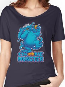 CTHOOKIE MONSTER Women's Relaxed Fit T-Shirt