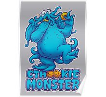 CTHOOKIE MONSTER Poster