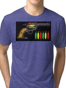 Chili POW POW!! Tri-blend T-Shirt