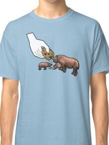 Here KITTy KITTY KITTY  Classic T-Shirt