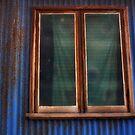 Blue Rust by Evan Jones