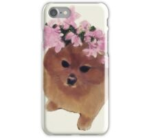 Ditzy Dog iPhone Case/Skin