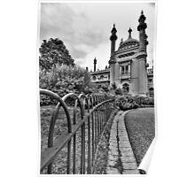The Royal Pavilion - Brighton Poster