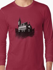 Calais City Grunge Long Sleeve T-Shirt
