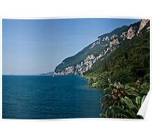 Lake Garda - Tremosine Poster