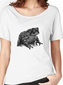 Vintage Toad Women's Relaxed Fit T-Shirt