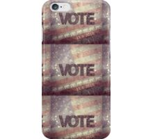 Vote Republican 2016 iPhone Case/Skin