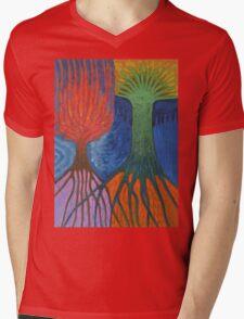Two Hills Mens V-Neck T-Shirt