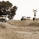 Holden Rail Crossing by bustednut