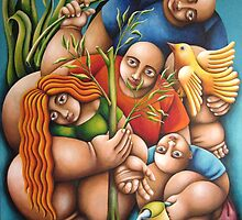 IT TAKES A VILLAGE 2 by palma tayona