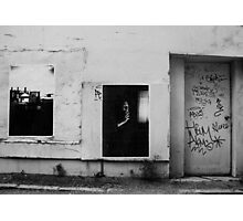 The Alley Wall - Brisbane Photographic Print