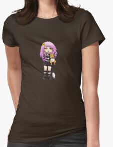 TiffyCuppyCake Womens Fitted T-Shirt