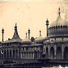Brighton Pavilion Aged by Karen Martin