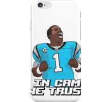 In Cam We Trust - 16 bit Edition iPhone Case/Skin