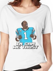 In Cam We Trust - 16 bit Edition Women's Relaxed Fit T-Shirt