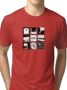 His Dark Materials Square Tri-blend T-Shirt