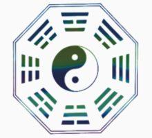 Yin Yang I Ching 1.7 by Simon Groves