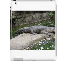 Gator Day iPad Case/Skin