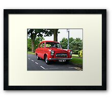 The Prefect (Ford) Framed Print