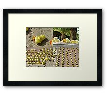Ballet of the Unhatched Chicks Framed Print