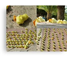 Ballet of the Unhatched Chicks Canvas Print