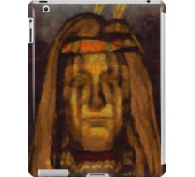 Medicine Man by Sarah Kirk iPad Case/Skin