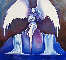 Muse Angel by Shannon Schober