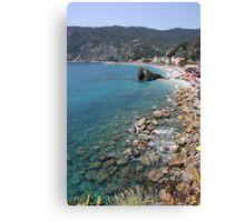 Monterosso - Cinque Terre, Italy Canvas Print
