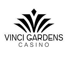 Vinci Gardens CASINO logo Photographic Print