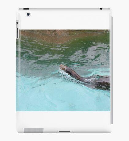 Magestic Sea Lion iPad Case/Skin