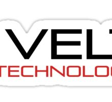 Velt Technologies Logo Sticker