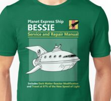 Bessie Service and Repair Manual Unisex T-Shirt