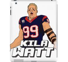 Kila-Watt - Temco Bowl Destroyer iPad Case/Skin