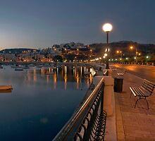 Xemxija St. Pauls Bay Malta by Edwin  Catania