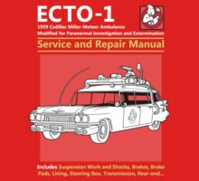 ECTO-1 Service and Repair Manual Kids Tee