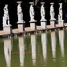 At Hadrian's Villa, Tivoli by Indrani Ghose