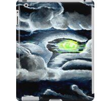 cloud hawk iPad Case/Skin