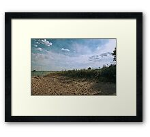 The Whole of Life Framed Print